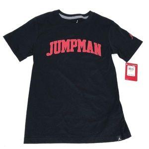 Nike Air Jordan Boys 7 Medium Jumpman T-Shirt